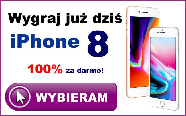 iphone 8 do wygrania